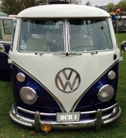 Boot Camp Bride VW Camper