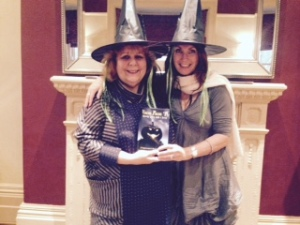 Adrienne and LIzzie - Belmont Hotel October 2014