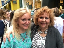 Sophy Duffy and me