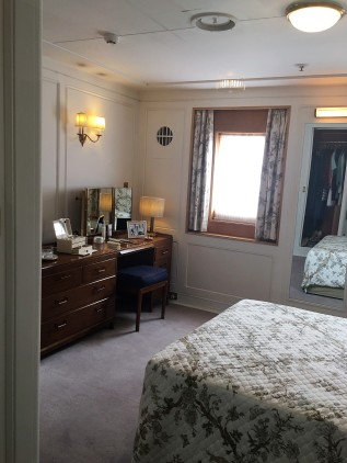 Charles and Diana's bedroom