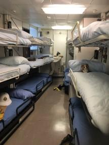 crew's quarters