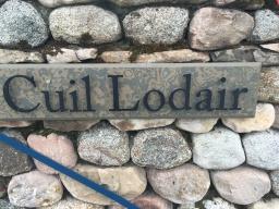 Culloden, in Gaelic (c) Lizzie LAMB