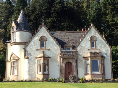 The perfect writer's retreat, Strone