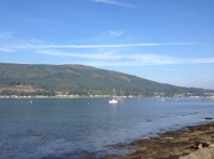 Views over Holy Loch
