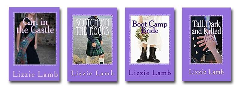My published novels