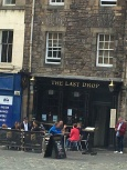 the pub where those on the gallows had their last drop of the swally