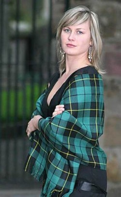 Henriette - shawl