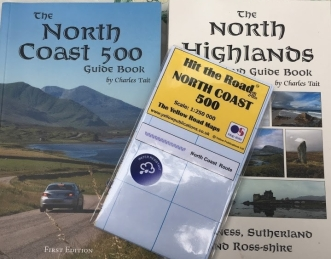 North Coast 500 – part #1- Inverness to Brora | Lizzie Lamb