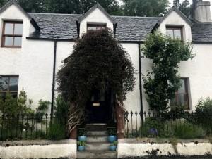 Heron Croft - the hero's family home